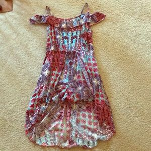 Multi colored children romper